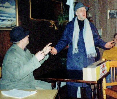 Pikkujoulurevyy (1997) - Matti, Teppo ja se on Sunny